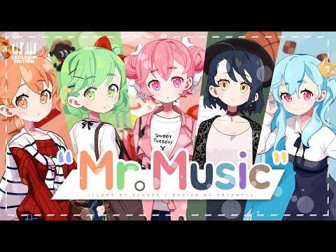 설레임이 부른 상큼발랄! 'Mr.Music'  (Korean.ver)