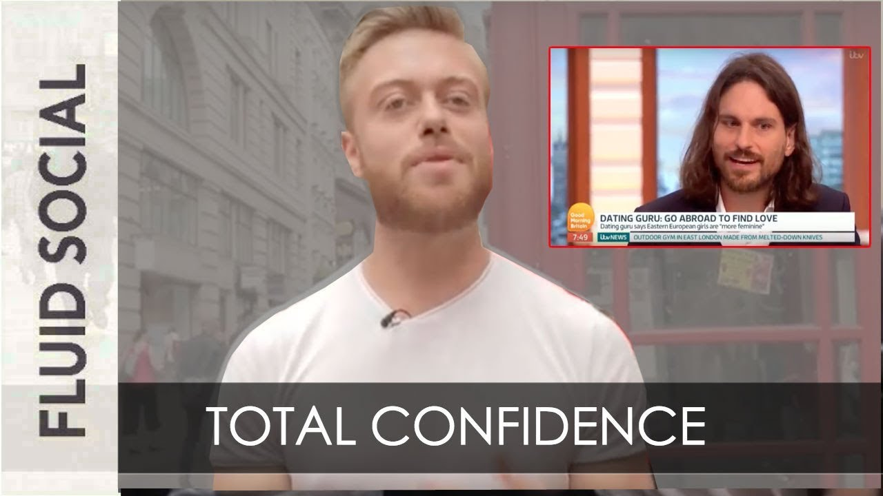 Total Confidence With Beautiful Women