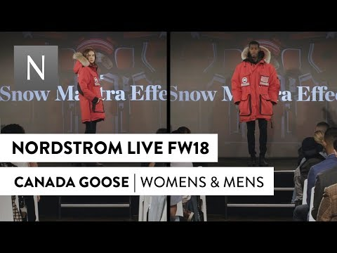 Canada Goose | Nordstrom Live Fall 2018