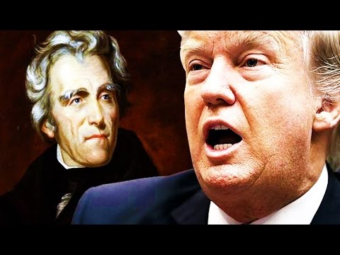 Trump: Andrew Jackson Would Have Prevented Our Nonsensical Civil War (He Died 16 Years Prior)