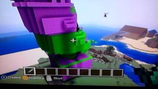 Minecraft 3d riddlebox icp new
