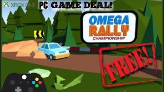 Omega Rally Championship FREE GAME! | Xbox & PC FREE Game Deal
