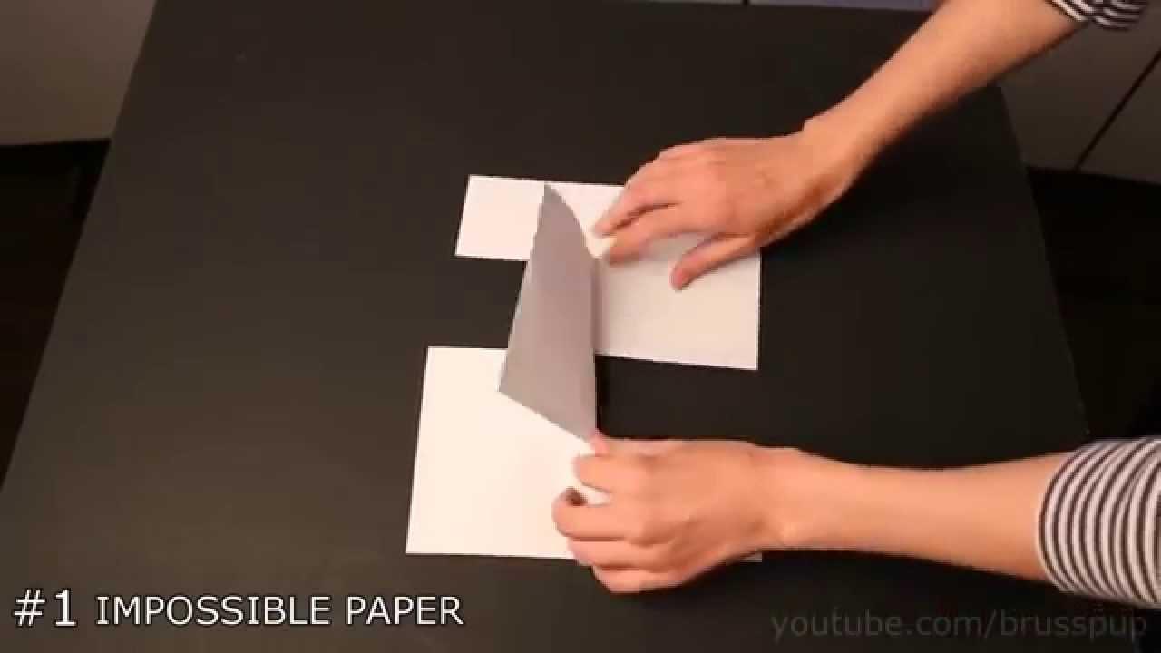 Kağıtla Yapılabilecek Harika 10 Şey