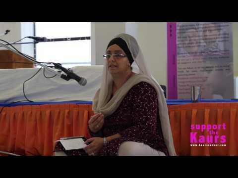 Kaurs Corner Talks Milton Keynes- ' Nurturing the Sikhi Spirit - Bibi Jatinder Kaur (Australia)