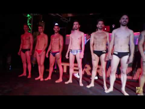 Gala Mr. Gay Pride Sevilla 2016