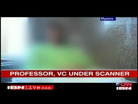 Mysore University girl alleges sexual harassment after suicide attempt