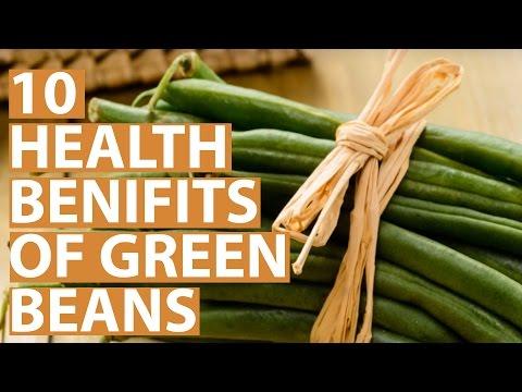 10 Amazing Health BENEFITS OF GREEN BEANS