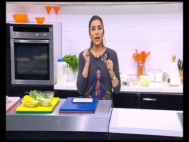 ارز معمر بالجمبري و وصفات اخرى : اميرة في المطبخ حلقة كاملة