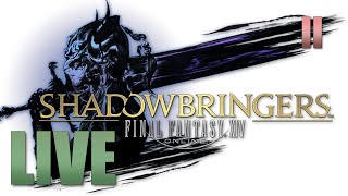 Let's Check Out Final Fantasy XIV: Shadowbringers Part II- MMOHuts Live Stream