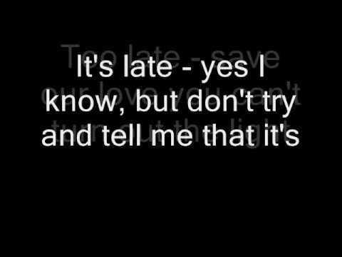 Queen - It&39;s Late