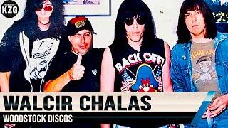 WALCIR CHALAS (WOODSTOCK DISCOS) em Kaza! - entrevistado por Gastão Moreira