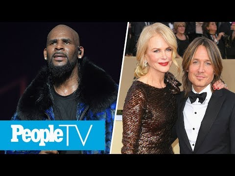 R Kelly's Attorney Speaks Out Inside Nicole Kidman & Keith Urbans Relationship  PeopleTV