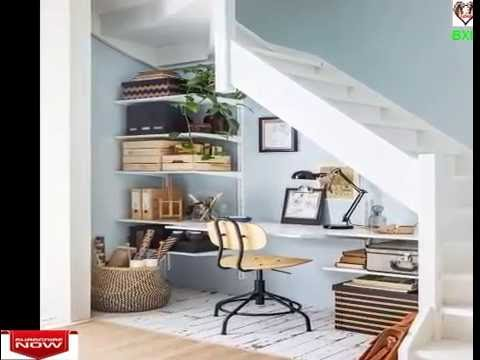 under stairs ideas 26 awesome under stairs storage ideas building storage spaces youtube. Black Bedroom Furniture Sets. Home Design Ideas