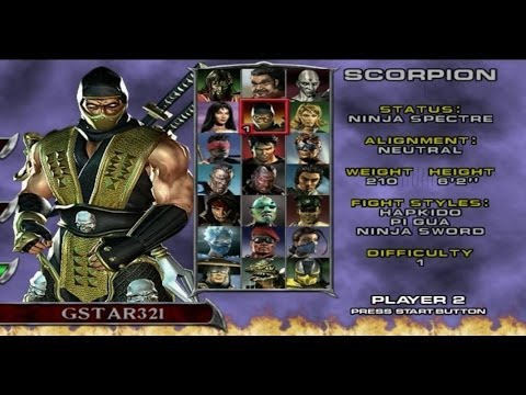 Mortal kombat deadly alliance скачать игру