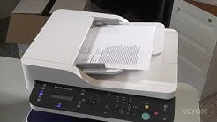 Xerox® WorkCentre® 3225 Scanning with Windows PC using Xerox® Easy Printer Manger