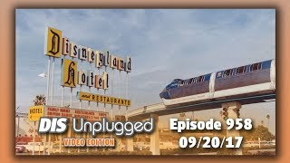 history of the disneyland hotel with don ballard   09 20 17