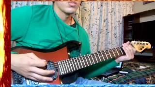 Chelsea Grin - Playing with Fire Guitar Cover