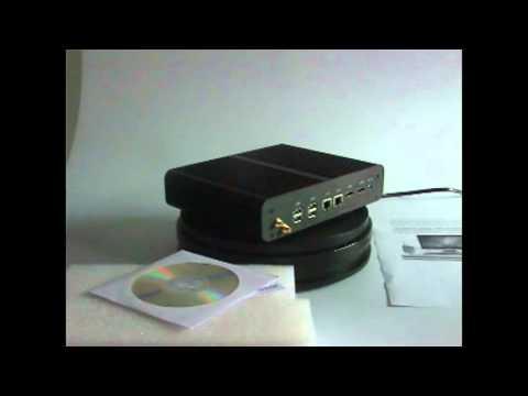 Hystou Fanless Mini PC FMP05B