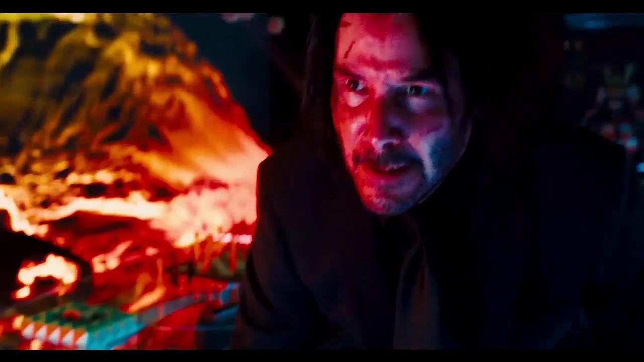 John Wick: Chapter 3 Official Trailers (4K ULTRA HD) - YouTube