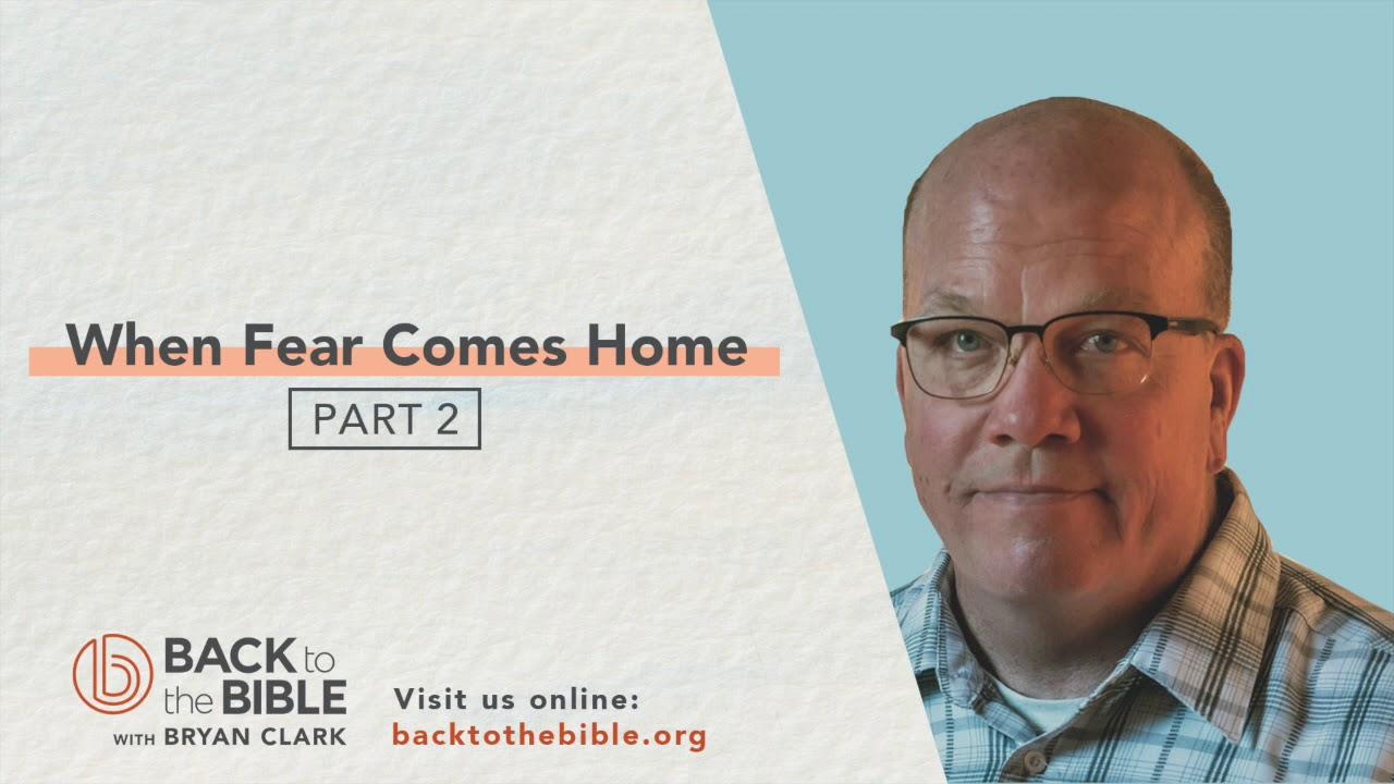 GENESIS PT. 3: UNWAVERING FAITH - When Fear Comes Home Pt. 2 - 6 of 25