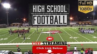 Wetumka Chieftains vs Strother Yellow Jackets | HS Football Live Stream