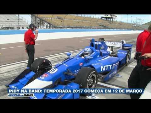 Fórmula Indy: Temporada 2017 começa dia 12 de março
