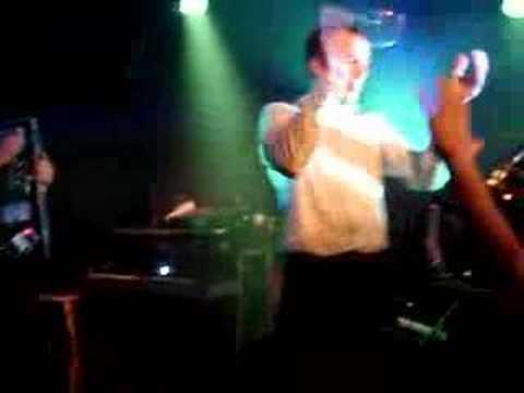 Mutemath- Drum Solo