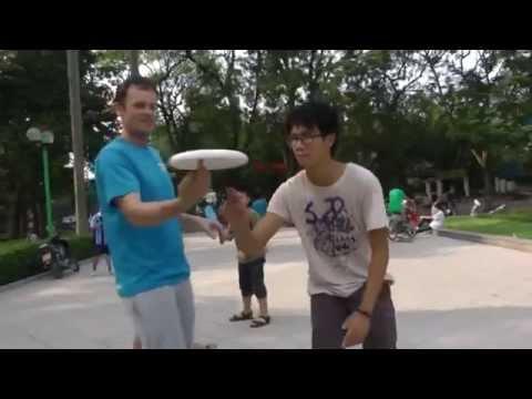 Freestyle Frisbee Hanoi