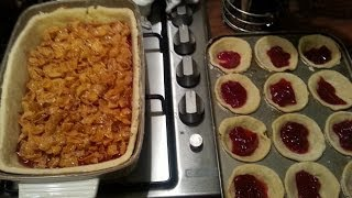 How To , Make Cornflake Tart And Jam Tarts And Pastry, Fa=ils And Long Lol