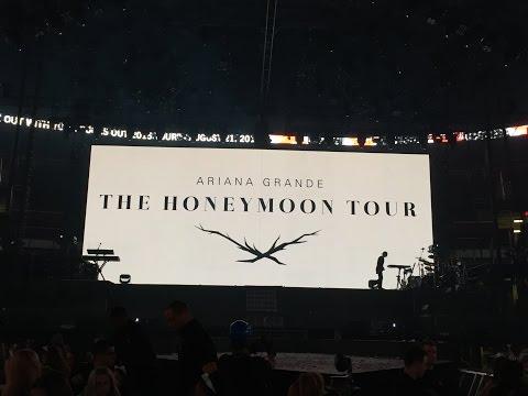 Ariana Grande HoneymoonTour (Cleveland, OH)