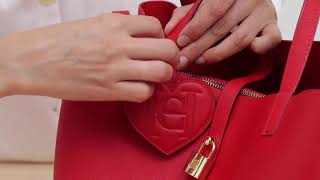 Heart For Hope - Matryoshka Bag | Carolina Herrera