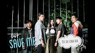 Gambar cover [Save Me OST] Inkii - Out Of The World Legenda PT/BR