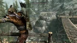 Skyrim Survival Mods on the PS4!!!
