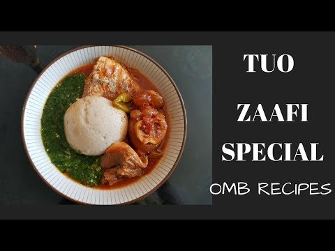 HOW TO MAKE TUO ZAAFI -T.Z FROM SCRATCH