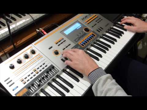Casio Xw P1 Review : casio xw p1 synth tutorial review 5 tone edit drawbar organ zone splits youtube ~ Hamham.info Haus und Dekorationen