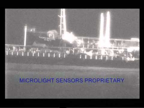 Microlight Sensors Starlight Imagery System for Coastal Surveillance and Security