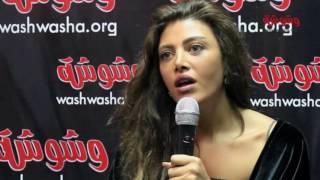 بالفيديو.. ريهام حجاج: ياسمين 'هلاهوطه'.. واحنا ممثلين مش موديلز