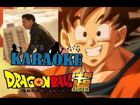 Dragon ball super Ending 1 ''Hello Hello'' en español latino (Hugo Robles) Karaoke