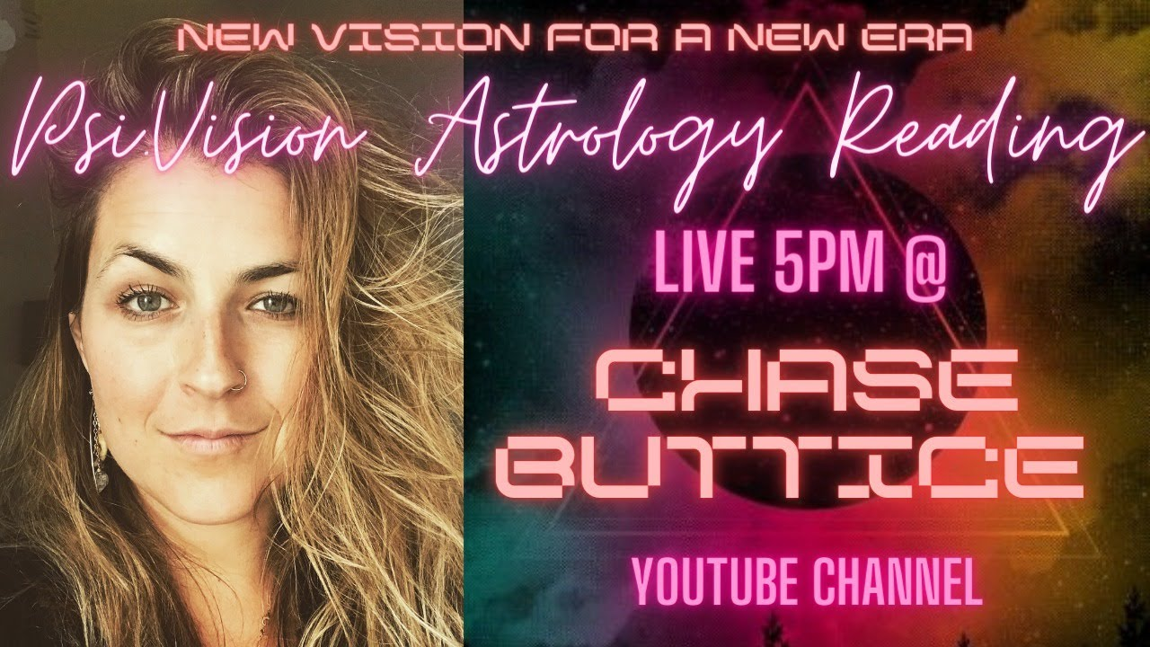 Psi.Vision Astrology LIVE | A New Vision for a New Era