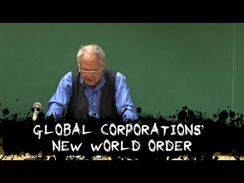 GLOBAL CORPORATIONS' NEW WORLD ORDER