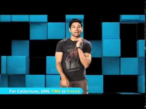 Farhan Akhtar goes Tung Tucking Ting with 9X Media