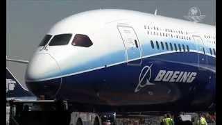 nuevo avion presidencial de mexico Boeing 787-8 dreamliner