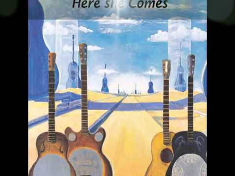 Chris Rea - Here She Comes Now (Blue Guitars, Chicago Blues)