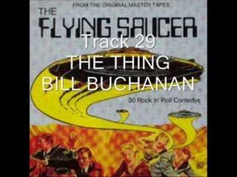 Bill Buchanan - The Thing - 1958