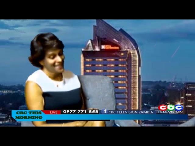 CBC TV Interview Zambia