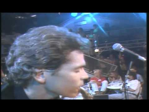 David Sanborn - Smile (Hiram`s guitar solo), Ohne Filter Live 1986 (6.)