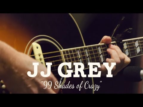 99 Shades of Crazy - JJ Grey - Live at Sun King Brewery (My Old Kentucky Blog Session)