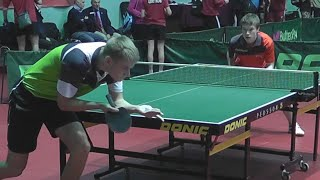 Anton ANISIMOV - Daniil MASLOV Настольный теннис, Table Tennis