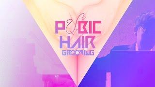 アンダーヘアで音楽を作る。 PUBIC HAIR GROOVING URL: https://datumou...