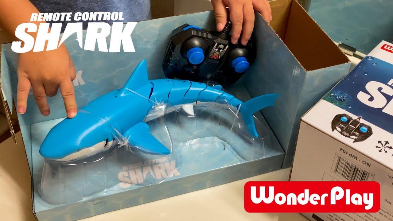 Download WonderPlay RC Shark 2.4GHz